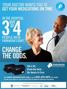 For every new like on the National Parkinson Foundation facebook page - www.facebook.com/parkinsondotorg - they will send an Aware in Care kit to someone in need. Help them give 10,000 kits for 10,000 likes! Pass it on!