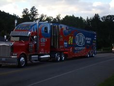 Freightliner Classic, DuPont, Hendrick