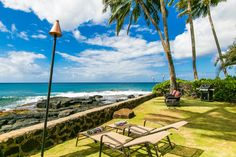 Ocean Front Homes, In Another Life, Kauai, Swimming Pools, Relax, Cottage, The Unit, Patio, Hawaiian