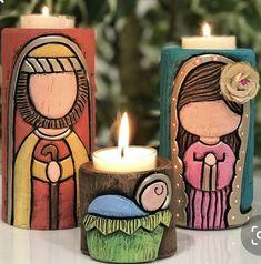 Christmas Nativity, Christmas Wood, Christmas Time, Merry Christmas, Christmas Ornaments, Diwali Decorations, Christmas Decorations, Diy And Crafts, Christmas Crafts