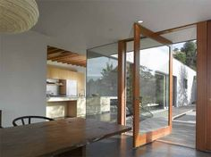 Private residence in Mount Washington (Los Angeles, CA) by Standard Architects