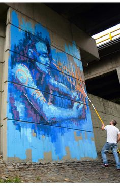 Medellín,  Colombia, Arte urbano