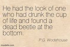 p g wodehouse quotes - Google Search