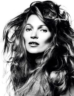 Kate Moss by David Bailey for Vogue Paris August 2013 #dosage