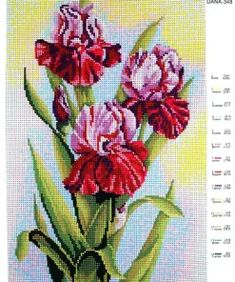 Arhive A3 - Page 3 of 5 - Broderii online Needlepoint, Iris, Cross Stitch, Printables, Embroidery, Crochet, Pictures, Image, Throw Pillows