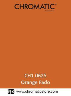 Finalisez votre projet peinture avec l'#Orange #Fado CH1 0625 en vous rendant dans l'un de nos points de vente partenaires. Trouvez votre distributeur sur www.chromaticstore.com Points, Decoration, Kids Room, Gabriel, Palette, Color, Inspiration, Bedroom, Orange Color