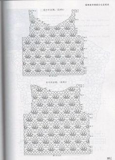 Hand knitting little Princess sweatercute crochet for girlISSUU - Crochet for kids, years by vlinderieke Crochet Cardigan Pattern, Crochet Shirt, Knit Crochet, Crochet Patterns, Crochet Short Dresses, Crochet Clothes, Crochet Summer Tops, Crochet For Kids, Diy Crafts Crochet