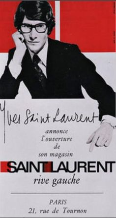 Saint Laurent rive gauche