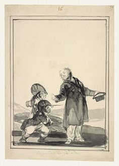 Contemptuous of the Insults (Getty Museum)