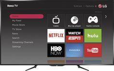 "Popular on Best Buy : LG - 65"" Class (64.5"" Diag.) - LED - 1080p - Smart - HDTV Roku TV - Black"