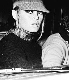 Brigitte Bardot - Ron Galella