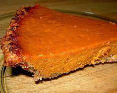 CFSCC presents: EAT THIS!: Pass around the Paleo Pumpkin Pie!