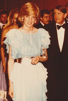 Princess Diana - 1983