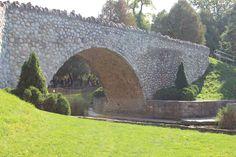 Storybook Bridge....Perfect spot for wedding photos...#Dundas, Ontario, Canada #WebstersFalls