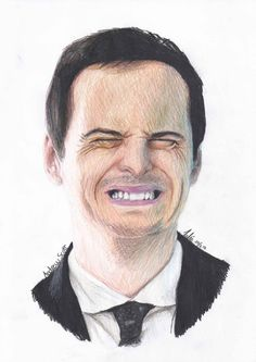 Jim Moriarty by Shuploc on DeviantArt