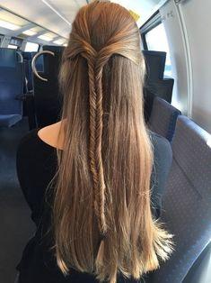 Resultado de imagen para long hair outfits