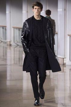 S Hermès Fall 2016 Menswear Fashion Show Collection