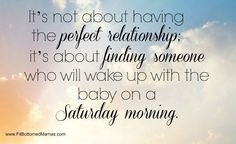 These relationship quotes for those with kids are hilarious --- and true. | Fit Bottomed Mamas