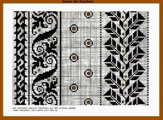 Knitting Charts, Knitting Stitches, Cross Stitch Patterns, Crochet Patterns, Graph Design, Folk Embroidery, Mittens Pattern, Filet Crochet, Cross Stitching