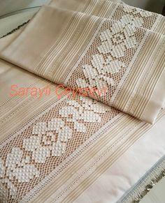 Filet Crochet, Crochet Lace, Cross Stitch Rose, Lace Embroidery, Lace Making, Bargello, Home Textile, Doilies, Handicraft