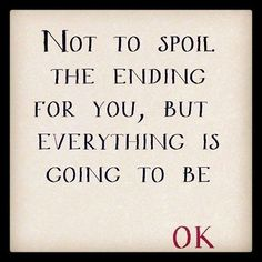 Everything is going to be ok and we're here to support you. #SpoilerAlert #LGBT #youth #teens #support