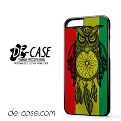 Owl Jamaican Flag DEAL-8361 Apple Phonecase Cover For Iphone 6 / 6S