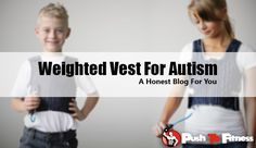 Linking Weighted Vest for Autism – Are They Really beneficial? Weighted Vest Autism, Exercise, Reading, Fitness, Excercise, Ejercicio, Word Reading, Exercise Workouts, Physical Exercise