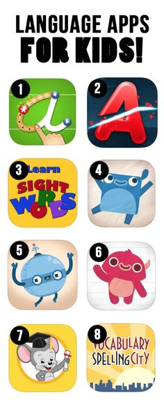 VERY EFFECTIVE!! Students can use these language arts apps when they get their ipad time in centers. This helps the student practice their language skills without even knowing it!