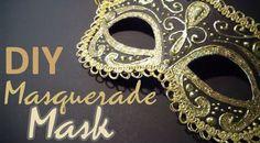 Good Ideas For You | DIY: Masquerade Mask
