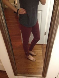 Dear Stylist, love these Just Black Dean Skinny Jeans! Would like them in coral, burgundy, olive, or mustard color! SO cute!