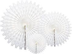 Party Partners Hanging Honeycomb Tissue Fan, White, Set of 3 Party Partners http://www.amazon.com/dp/B00V2XLQ4S/ref=cm_sw_r_pi_dp_TjVWvb12Z07V4