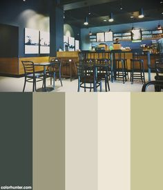Starbucks Hagley Rd Edgbaston Color Scheme