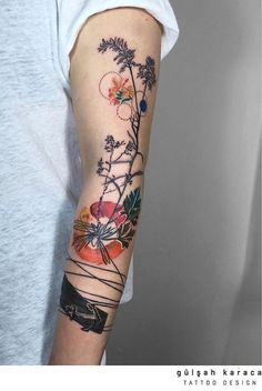 on trend tattoos Forearm Tattoos, Arm Band Tattoo, Body Art Tattoos, New Tattoos, Sleeve Tattoos, Tattoos For Guys, Cool Tattoos, Krebs Tattoo, Tatto Design