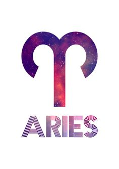 Aries Zodiac Star Sign