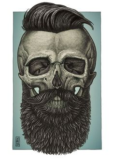 Bearded by Vadim Zhulanov from Moscow, Russia.