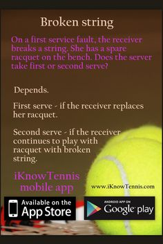 is the app to learn and understand the rules of the game. You decide what to do in real tennis situations. Real Tennis, Mobile App, Friends, Amigos, Tennis, Boyfriends, Mobile Applications