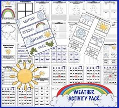 Weather discussion and vocab