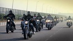 H.O.G India contribute to the Million Mile Monday
