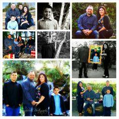 Outdoor family photos. #familyphotography #outdoorphotography #yvonaliciousphotography