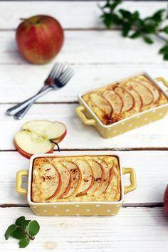 Pieczona owsianka z jabłkami1558