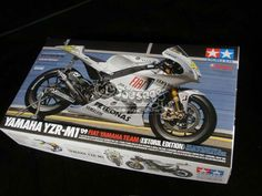 Tamiya 14120 1 12 YZR M1 09 Fiat Yamaha Team Model Kit SDA | eBay