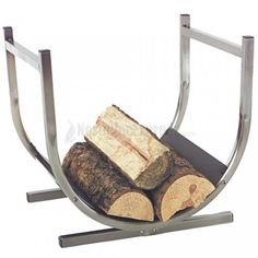 Pewter/Black Log Holder with Pan - inch. Features: Log Holder Pewter/Black with Pan. 17 Long x 14 Wide x 15 High. Indoor Firewood Rack, Firewood Logs, Firewood Holder, Firewood Storage, Stove Accessories, Fireplace Accessories, Indoor Log Holder, Recycled Trampoline, Fireplace Doors