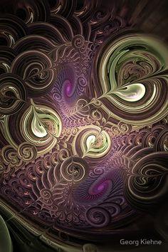 """Wrap - Twist - Bend - Curl"" / by Georg Kiehne"