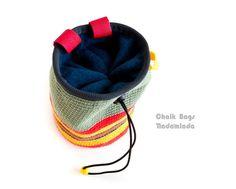 Chalk Bag Climbing Gear. Rock Climbing gifts. Chalkbag