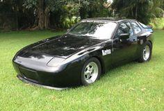 1984 Porsche 944 Electric