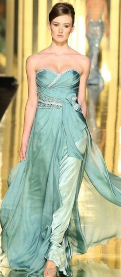 Mireille Dagher Haute Couture S/S 2013 ♥✤ | Keep the Glamour | BeStayBeautiful