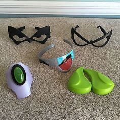 New-TEEN-TITANS-GO-Set-Of-5-Dress-Up-Costume-Toy-Masks-Party-Favors-MANY-AVAIL