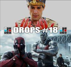 Drops do Filmante – #18 – Sambando no Bolão da Morte Um Drops com muita crítica, um pouco de Deadpool, uma pitadinha de Os Dez Mandamentos e um mini concurso de Repentistas!   #deadpool #10mandamentos #podcast http://www.ofilmante.com.br/2016/02/27/drops-do-filmante-18/