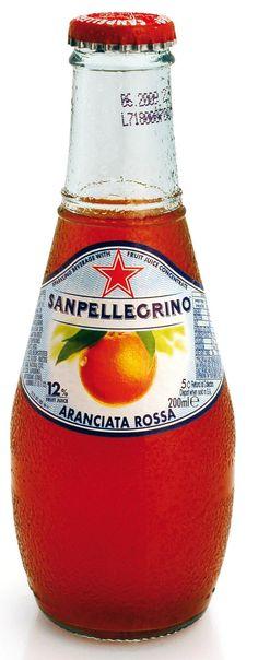 San Pelegrino Aranciata Rossa | Perfect summer beverage