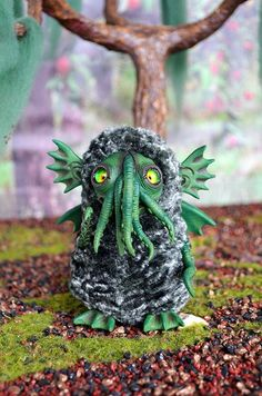 Hey, I found this really awesome Etsy listing at https://www.etsy.com/au/listing/578296409/cthulhu-art-doll-art-toy-handmade-ooak